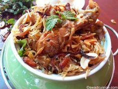 Pressure Cooker Biriyani- One pot Biryani Recipe