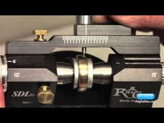 Using the RinGenie Ring Setting and Engraving Kit - YouTube