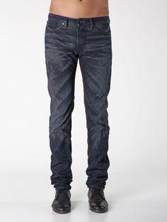 Blue Denim, Blue Jeans, Denim Jeans, Jogg Jeans, Japanese Denim, Diesel Jeans, Gq, Cool Style, Street Style