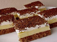 """Se prepară ușor și are un gust divin - Prăjitura """"Înghețată falsă"""" Sweets Recipes, Cake Recipes, Healthy Diet Recipes, Cooking Recipes, Czech Recipes, Romanian Food, Food Cakes, Sweet And Salty, Sweet Desserts"""