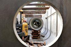 Portland genera energía renovable con solo abrir los grifos o usar el lavabo