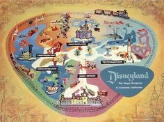 Disneyland from the past