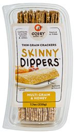 Ozery Skinny Dippers - Multi Grain and Honey