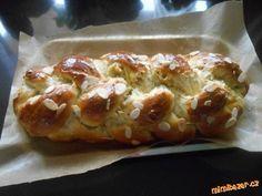 Suroviny dám do pekárny, napřed tekuté a poté sypké a zapnu program těsto. Po… Hot Dog Buns, Hot Dogs, Sausage, French Toast, Food And Drink, Bread, Breakfast, Program, Breads