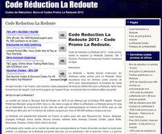1000 ideas about r duction la redoute on pinterest la - Code reduction la redoute 50 ...