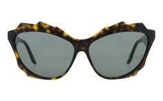 ANDY WOLF, LOVE // Sloane col. B // Eyewear handmade in Austria // Glasses // Fashion // Vintage // Palms // Sunglasses //