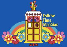 Yellow Time Machine (Doctor Who/ Beatles parody cover)--> not a Whovian but I think it is pretty cool