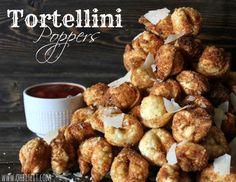 ~Tortellini Poppers!