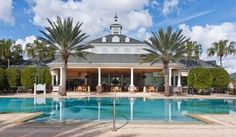 Seven Eagles Resort pool - stay at Heritage House on Reunion | Direct Villas Florida