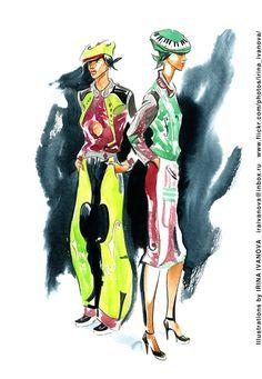 https://flic.kr/p/VyY34g | img382 | Undercover SS2017 ready-to-wear collection.   #fashionillustration #SS2017 #readytowear #runway #Undercover #JunTakahashi #illustration #fashion #model #portrait #drawing #female #watercolor #ink #fashionshow #wear #clothes #fashionillustrator #иллюстрация #одежда #портрет #irinakamantseva #мода #одежда #artwork #artinsta #instaart #fashioninsta