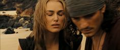 Will and Elizabeth Turner Photo: Will and Elizabeth Will And Elizabeth, Elizabeth Turner, Johnny Depp And Winona, William Turner, Captain Jack Sparrow, Pirate Life, The Force Is Strong, Keira Knightley, Pirates Of The Caribbean