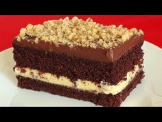 Yami Yami, Cake Videos, Something Sweet, Cake Recipes, Biscuits, Cheesecake, Food And Drink, Cooking Recipes, Sweets
