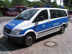 Mercedes-Benz Berlin Polizei