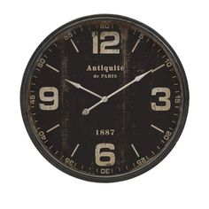 "Found it at Wayfair - Oversized 38.5"" Robertson Wall Clock"