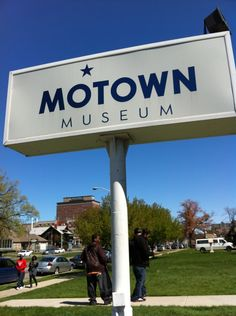Motown Historical Museum / Hitsville U.S.A. in Detroit, MI