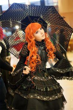 #Gothic Lolita