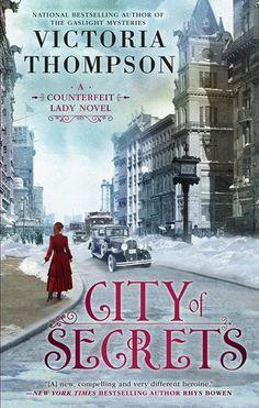 City Of Secrets By Victoria Thompson Book City Novels Good Books