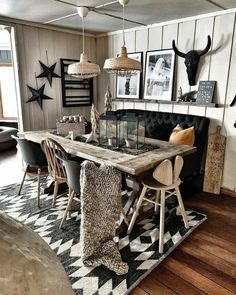 Country Decor, Rustic Decor, Farmhouse Decor, Vintage Western Decor, Farmhouse Interior, Modern Decor, Decor Interior Design, Interior Decorating, Decorating Ideas