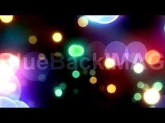 Stock Footage : neon lights defocus in Dot Et