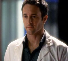 Alex O'Loughlin as Andy from Three Rivers