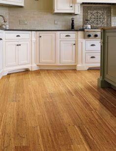 Bamboo Floor In Kitchen