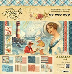 Fab new By the Sea now available from us at Ali-Craft