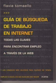 """""""Guía de trabajo en Internet"""", ed. Atlántida."""