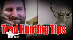 Traditional Archery Hunting Tips and Stories from Johnathan Karch! #Tradlife