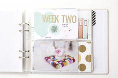 magda mizera   scrapbooking, photography and more: DECEMBER MEMORIES ALBUM - WEEK 2
