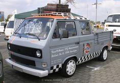 Vw Bus T3, Volkswagen Bus, Diy Camper, Camper Van, Vw T3 Tuning, Vw Doka, Transporter, Busses, Vw Beetles