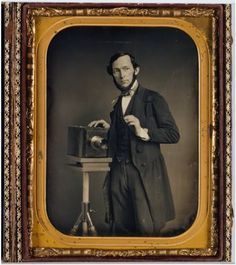The Daguerreotypist, ca. 1850
