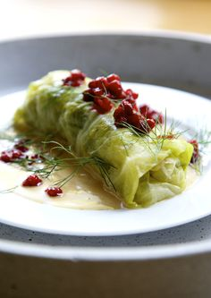 Norwegian cabbage rolls - I'd like to try this!