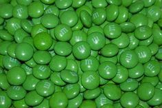 Green M&Ms | Flickr - Photo Sharing!