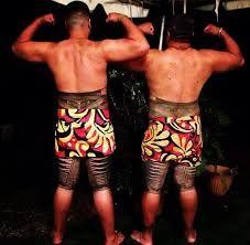 Samoan Pe'a Tattoo