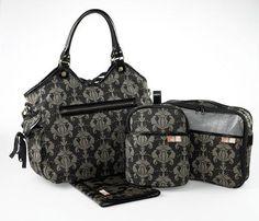 Avenue Reversible Hobo Bag Isoki