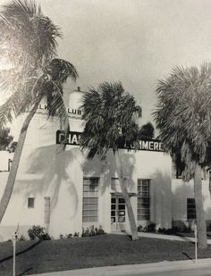 Talk about a throwback! Check out this picture from 60's of the Chamber of Commerce.  #TBT #chamberpalmbeaches