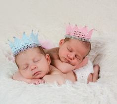 Swarovski lace crown,newborn prop,TWINS,baby girl ,baby boy,Photography Prop,Cake Topper!!!