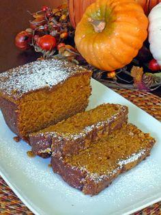 Life Tastes Good: Pumpkin Pie Bread Recipe