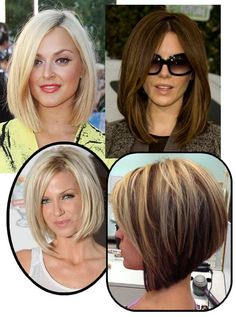 Remarkable 1000 Images About Hair On Pinterest Blonde Highlights Bangs Short Hairstyles For Black Women Fulllsitofus