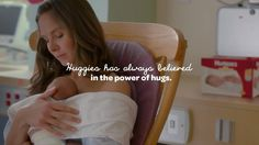 AbanCommercials: Huggies TV Commercial • Huggies advertsiment • Your Baby's First Hug Inspires Little Snugglers • Huggies Your Baby's First Hug Inspires Little Snugglers TV commercial • Hugs can strengthen your newborn baby's immune system, improve their brain development, and reduce crying, pain, and stress. Hugs are the secret to keeping a baby happy and healthy. Huggies® believes in the power of hugs as well. In fact, they designed Little Snugglers baby diapers from the inspiration of…