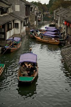 Top 25 Things to Do in Asia in 2014: #22. See the water villages of China