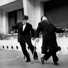 "Jean Louis Barrault ""Kick"""