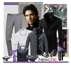 """""""Newchic 28."""" by carola-corana ❤ liked on Polyvore featuring Oris, Safavieh, Amaya, City Streets, The Kooples, women's clothing, women, female, woman and misses"""