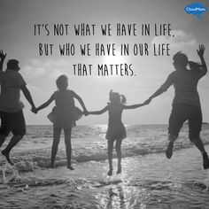 Family and the importance of family is something you should always teach your child.