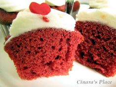 ... red velvet cupcakes forward cinara s place red velvet cupcakes