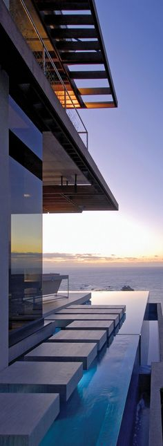 Beach House, Kloof 151 by SAOTA and Antoni Associates, Cape Town, South Africa