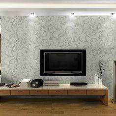 Classical Big Leaves PVC Wall Paper 1301-0025 – EUR € 41.24