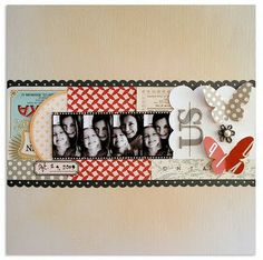 layout from Lisa Dickinson