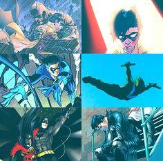 Nightwing/Batman: Dick Grayson