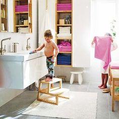 La hora del baño será un placer para los niños
